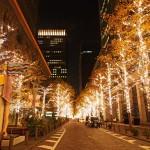 丸の内イルミネーション2013|東京イベント