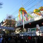 世田谷ボロ市:ボロ市通り|東京イベント