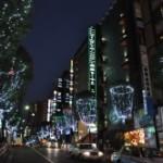 新宿歌舞伎町区役所通りイルミネーション|東京イベント