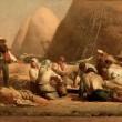 ジャン=フランソワ・ミレー《刈入れ人たちの休息(ルツとボアズ)》1850-53年、  油彩・カンヴァス、ボストン美術館 Bequest of Mrs. Martin Brimmer 06.2421  Photography ©2014 Museum of Fine Arts, Boston