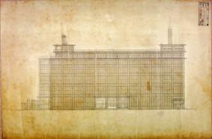 郵政建築展画像