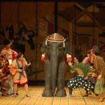 □劇団四季ファミリーミュージカル     『むかしむかしゾウがきた』